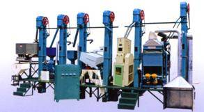 Complete Set Rice Mill (YCTF Series)