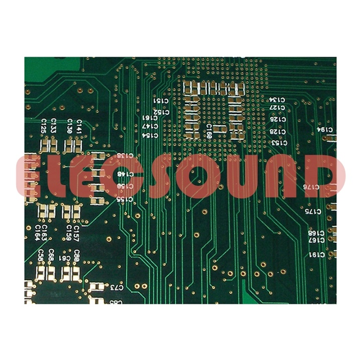 OEM electronic Impedance pcb for taiwan manufacturing company