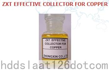 ZXT EFFECTIVE COLLECTOR FOR COPPER