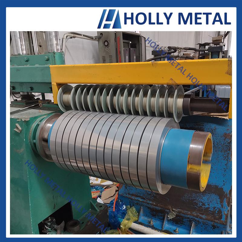 Stainless Steel Strip Sheet Grade 201 Inner Dia 250-500mm