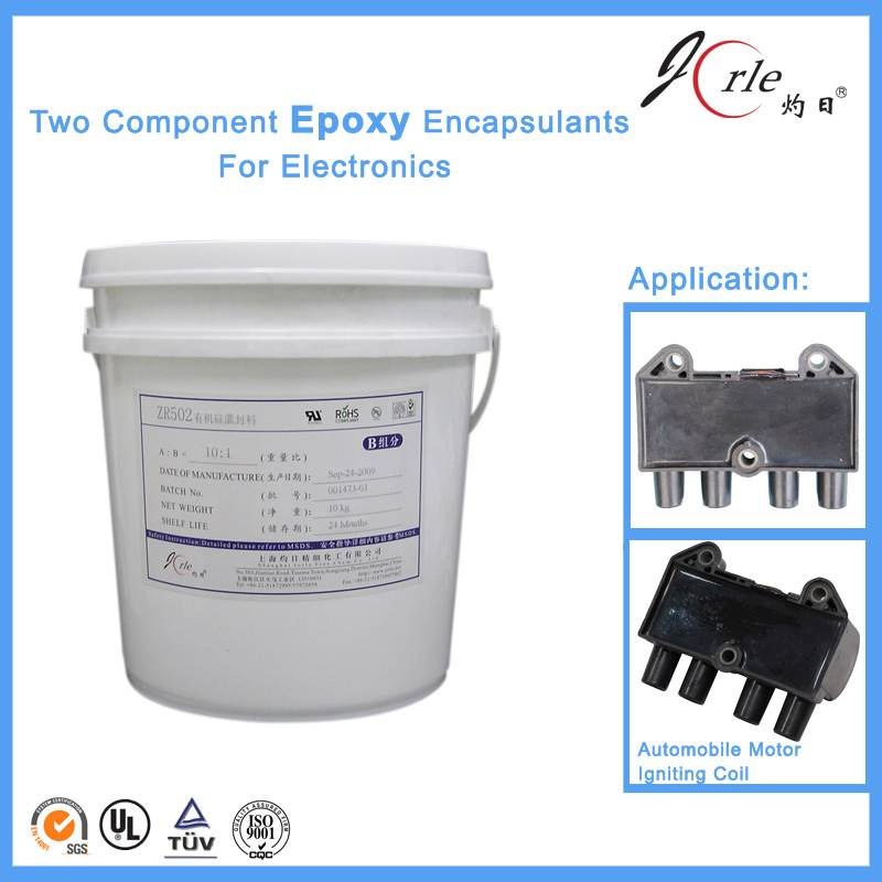 fireproof epoxy potting compound