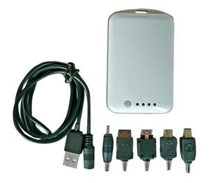 E2000 portable battery and charger