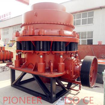 New Series High-efficiency Spring Cone Crusher (cone crusher)