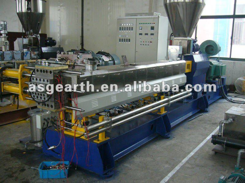 Plastic recycle machinery for PE film