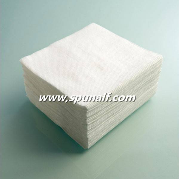 Good Quality spunlace nonwoven Disposable makeup\remover wipes\cosmetic skin care\cleaning wet towel