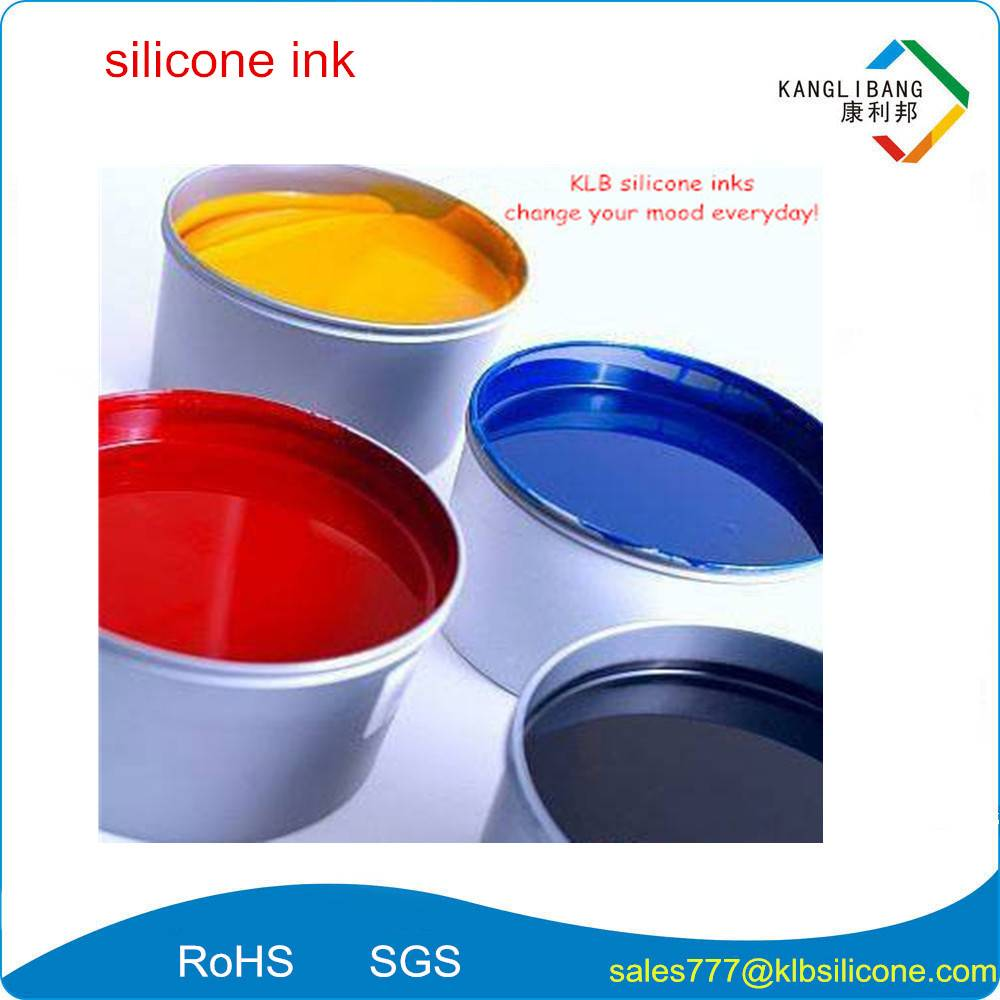 silicone screen printing inks for silicone swimming caps