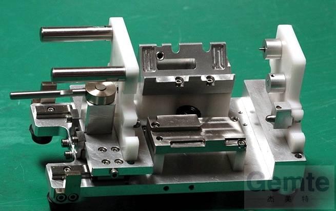High quality cnc mechanical spare parts factory