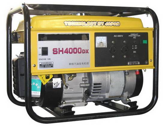 Gasoline Generator (SH4000DX)