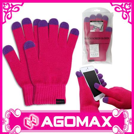 Newest smart touch screen gloves for Phone, Tablet PC , devices