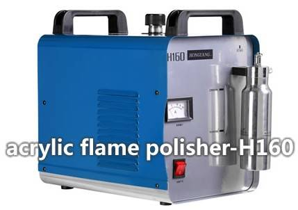 perspex flame polisher acrylic flame polisher
