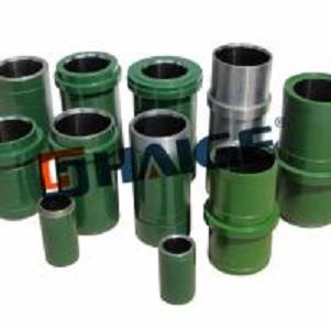 EMSCO F800/1000 Mud Pump Bi Metal Liners, Mud Pump Chrome Liners