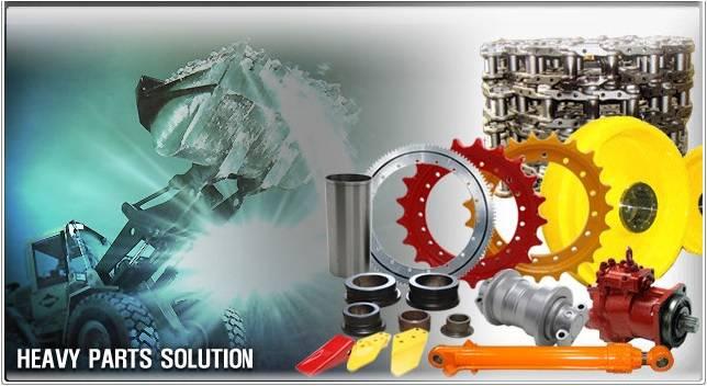 Hyundai Forklift and Wheel Loader Spare Parts