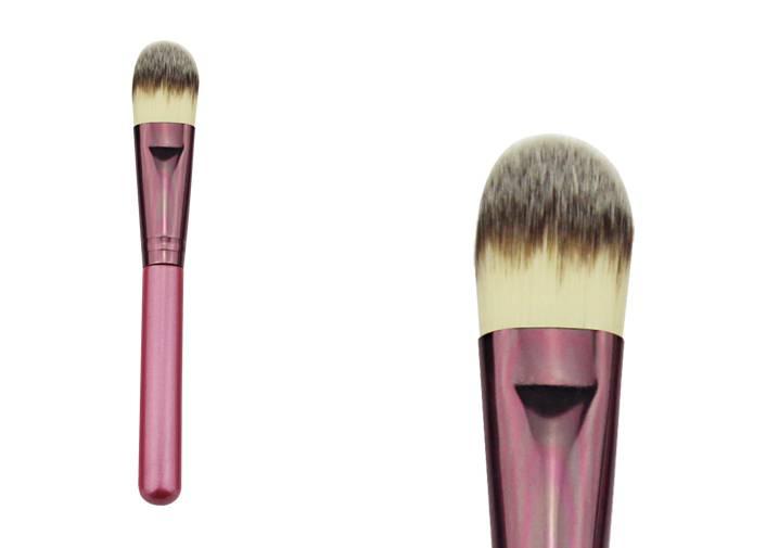Powder Foundation Brush Big Concealer Makeup Brush With Nylon Hair