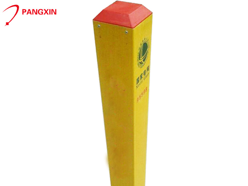 High quality FRP Mark Signs Board Warning Sign Pile