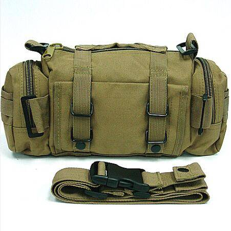 Nylon made tactical 3P assault waist bags