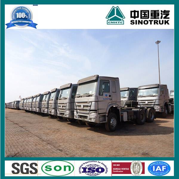 Sinotruck 420HP 6X4 HOWO Trailer Truck Tractor Head For Sale