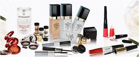Color & Make-Up Cosmetics Products (Professional OEM)