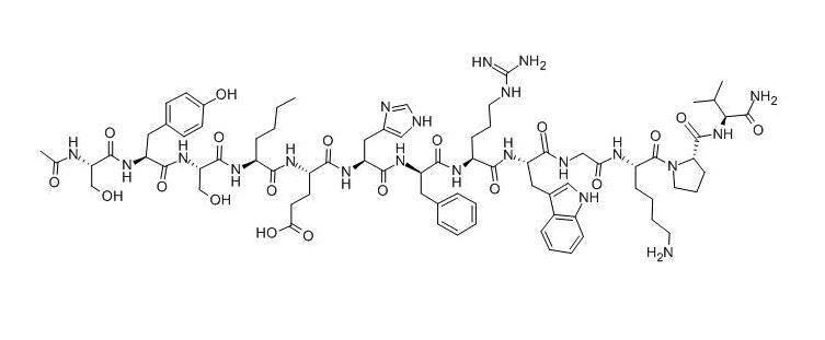 Melanotan CAS NO. 75921-69-6