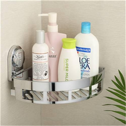 Bathroom Sanitary Hardware Organizer Shelf Corner Storage Rack