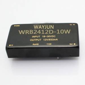 10W 2:1 Wide range dc dc converter
