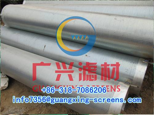 sell rod base wire wrap screen pipe
