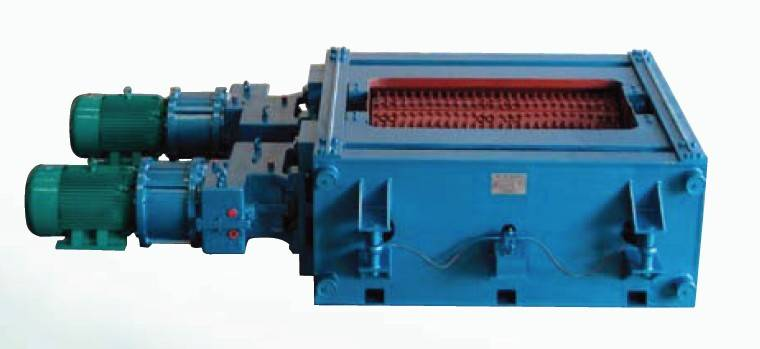 2PGC (Q) series of powerful double-roller crusher/sizer