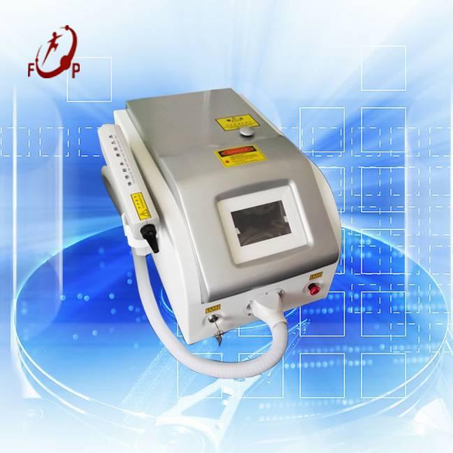 1064nm 532nm Dual Wavelength Nd Yag Laser Hair Removal Machine