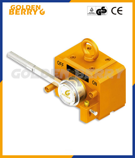 Multiple magnetic circuit lifter