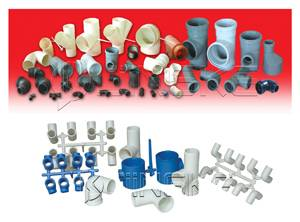 PVC pipe fittings mould