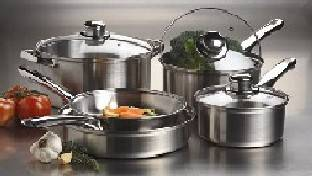 To sell Stainless Steel Professional Cookwares, Utensils