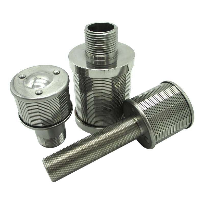 Johnson wedge wire screens filter nozzle