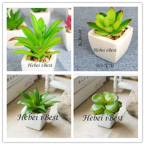 Sell Mini potted Artifical Succulents plant