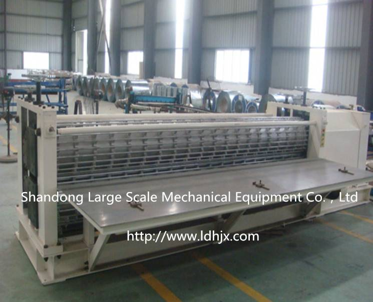 High quality corrugated wow molding machine is your best choice