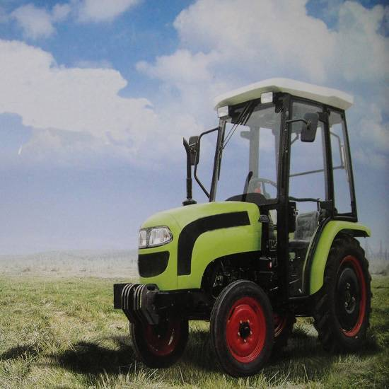 4wd Mini tractor 25HP with EPA