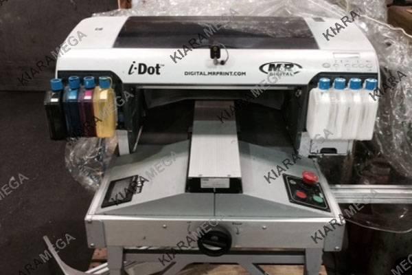 M&R iDot 4100 DTG Printer