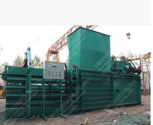 Waste paper packer(hydraulic briquetting press)