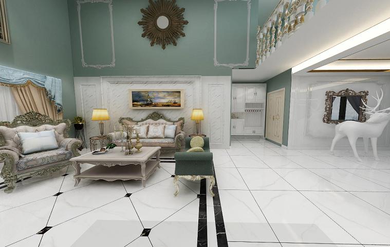 Factory Ariston Floor Tiles Marble tiles Polished Glazed Porcelain Tiles Home Decoration (800X800mm)