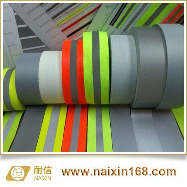 Reflective tape for uniform