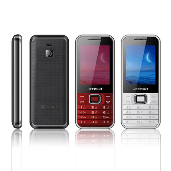 Cheap 3G Feature Phone from China (JC100)
