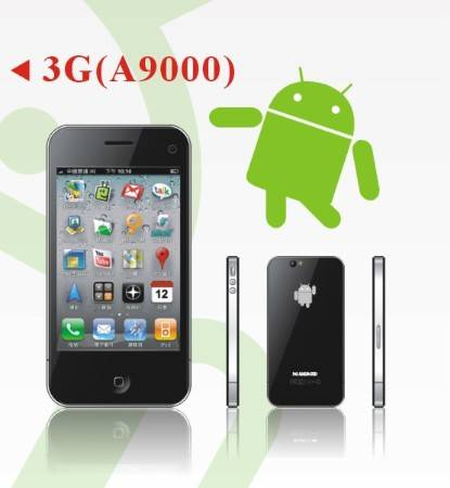 Selling 3G PDA smartphone 3.5 inch OS 2.3
