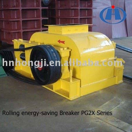 Chemical Industry with Roll Crusher