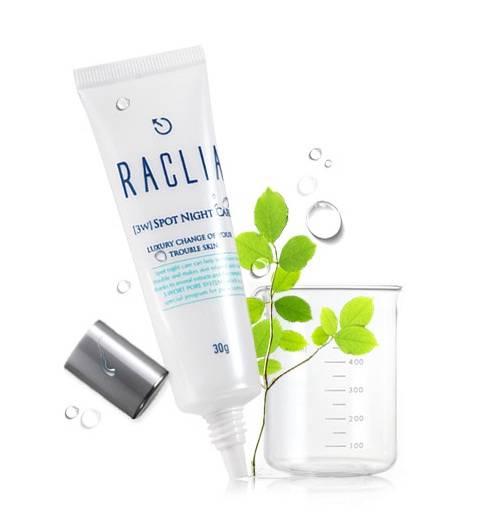 Raclia Spot night care