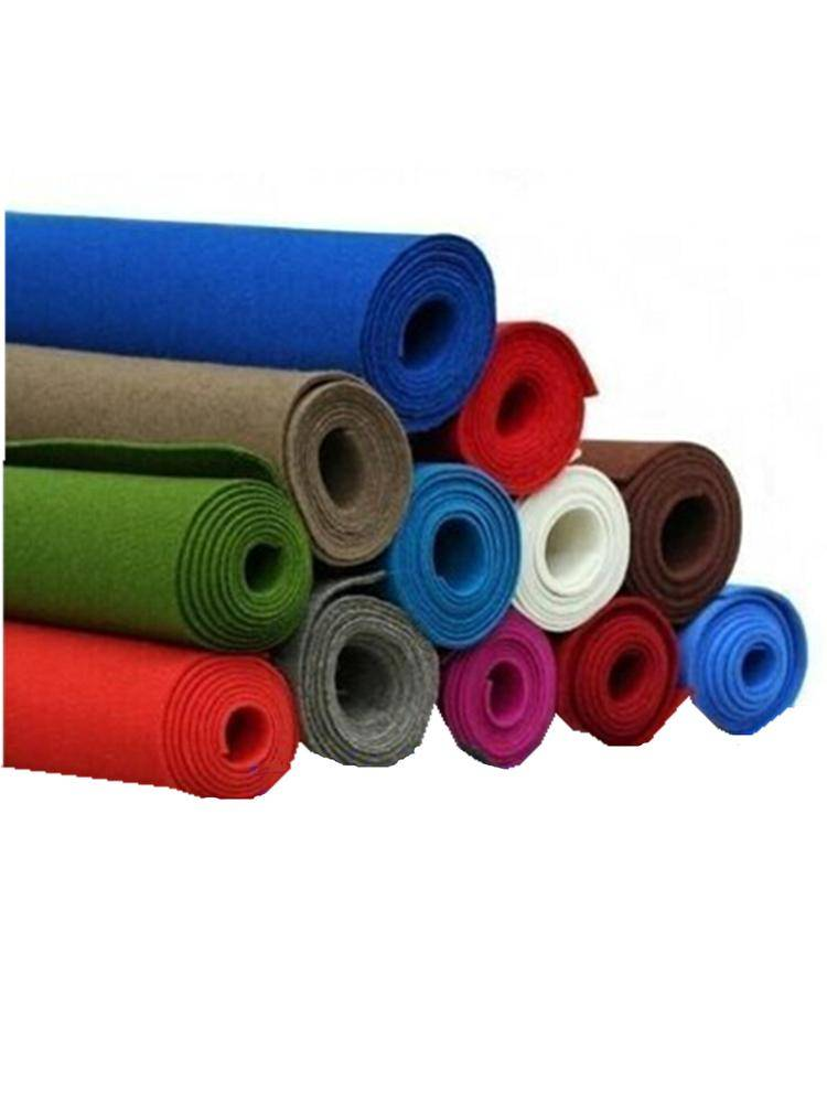 high quality non-woven felt roll with competitive price