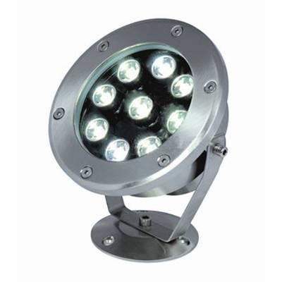 9W LED Underwater Light Waterproof