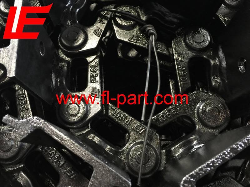 MU1526 mini excavator steel track NEUSON EH16