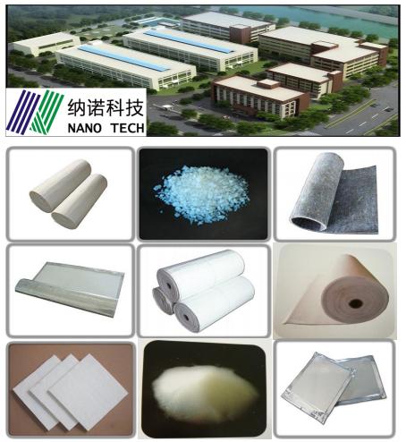 Sell Nano Silica Aerogel insulation Material