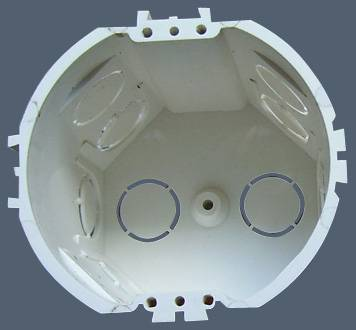 Supply European Style Fitting box (SR-3326)