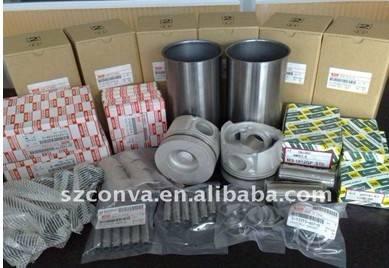 6BG1 cylinder liner&piston kit