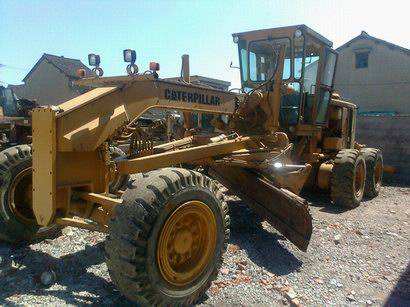 Sell very good working motor grader CAT 16G