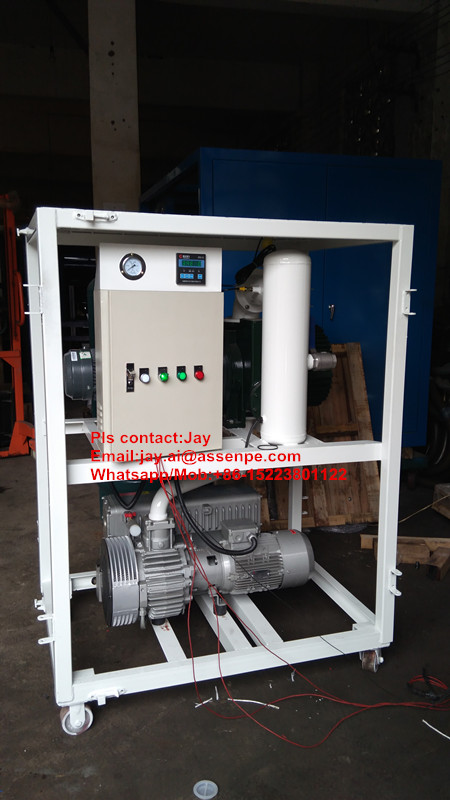 ASSEN ASV Transformer Evacuation System,Double-stage High vacuum Pumping system plant